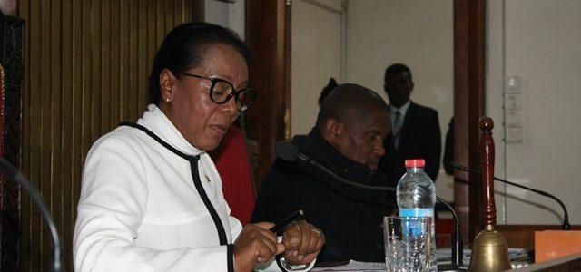 OUVERTURE DE LA PREMIÈRE SESSION EXTRAORDINAIRE DE L'ASSEMBLÉE NATIONALE DE MADAGASCAR