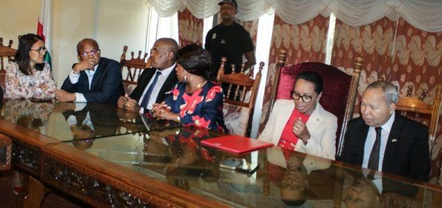 Sinistre national : L'Assemblée nationale apporte son réconfort