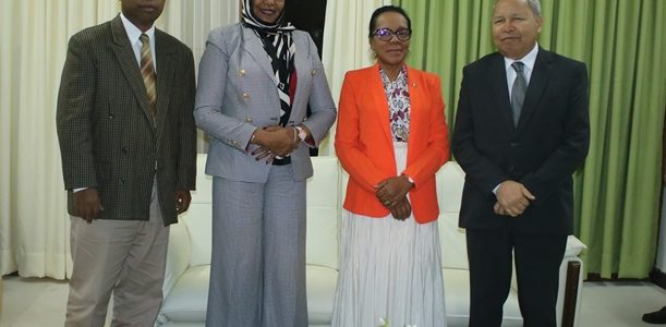 Rencontre entre l'Assemblée nationale et la Commission de l'Union Africaine : La médiation au centre des discussions