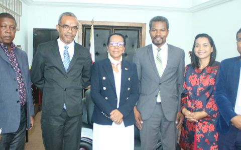 La Commission de Contrôle du Financement de la Vie Politique en visite : les Députés incités à présenter leurs comptes de campagne