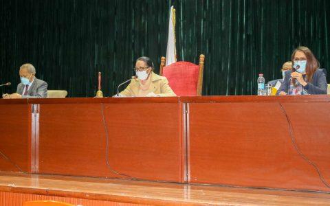 Dernière semaine de la première session ordinaire de l'Assemblée nationale