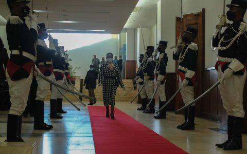Clôture de la première session ordinaire de l'Assemblée nationale