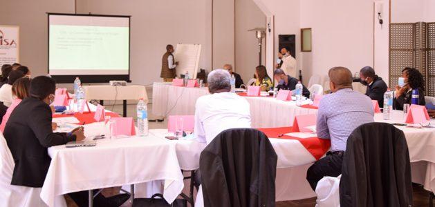 Coopération EISA-Assemblée nationale: renforcement des compétences du personnel d'appui à la Commission des Finances et du Budget