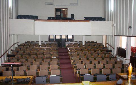 Remplacement des sièges vacants