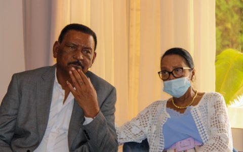 Les Députés de Madagascar présentent leurs vœux à la Présidente de l'Assemblée nationale