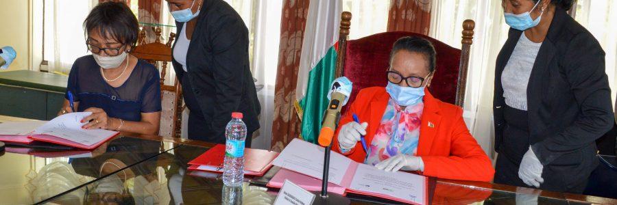 Protocole d'accord pour la refonte du code de la nationalité malagasy