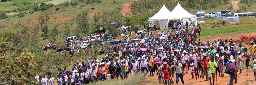 Journée de reboisement: reverdir Madagascar
