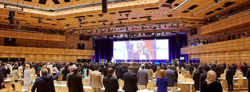Conférence mondiale des Présidents de Parlement à Vienne, Autriche