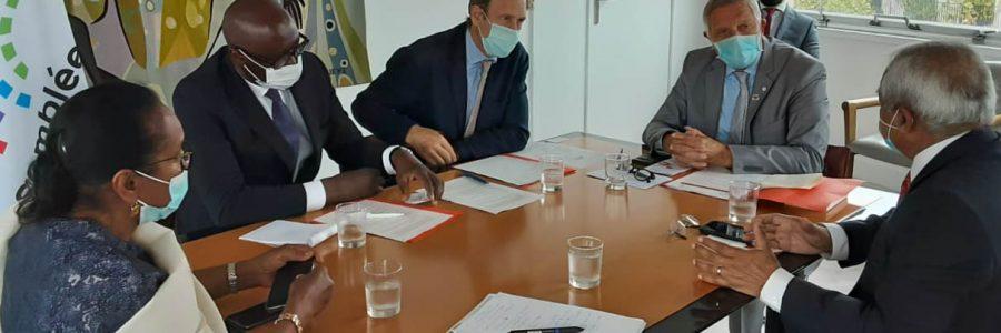 Coopération Assemblée nationale de Madagascar / Assemblée parlementaire de la Francophonie